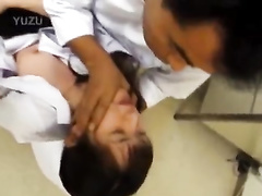 Hungry doctor covets to young patient chick and fucks her hard